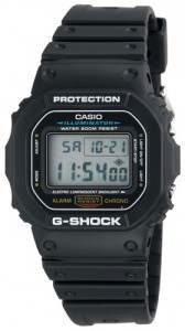 Casio G-Shock 5600 – Tough But Not Flashy