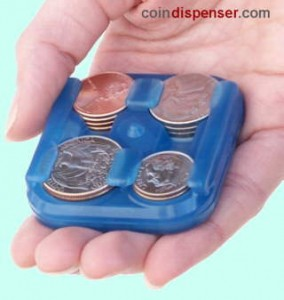 Chawly Changer Coin Dispenser