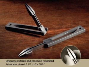 Pocketweez Super-Compact Premium Tweezers