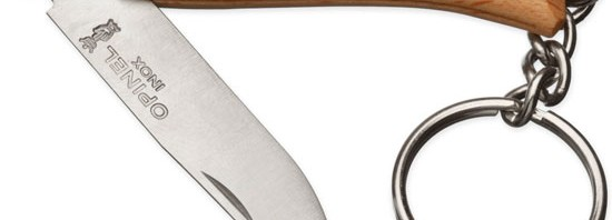 Opinel Keychain Knife