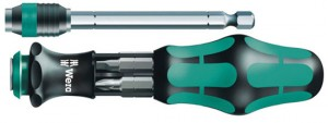 Wera Kraftform Kompakt Screwdriver Makes an Awesome Sidekick