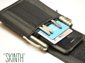 Skinth SP Smartphone Sheath Open